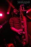 Sax player Budos Band